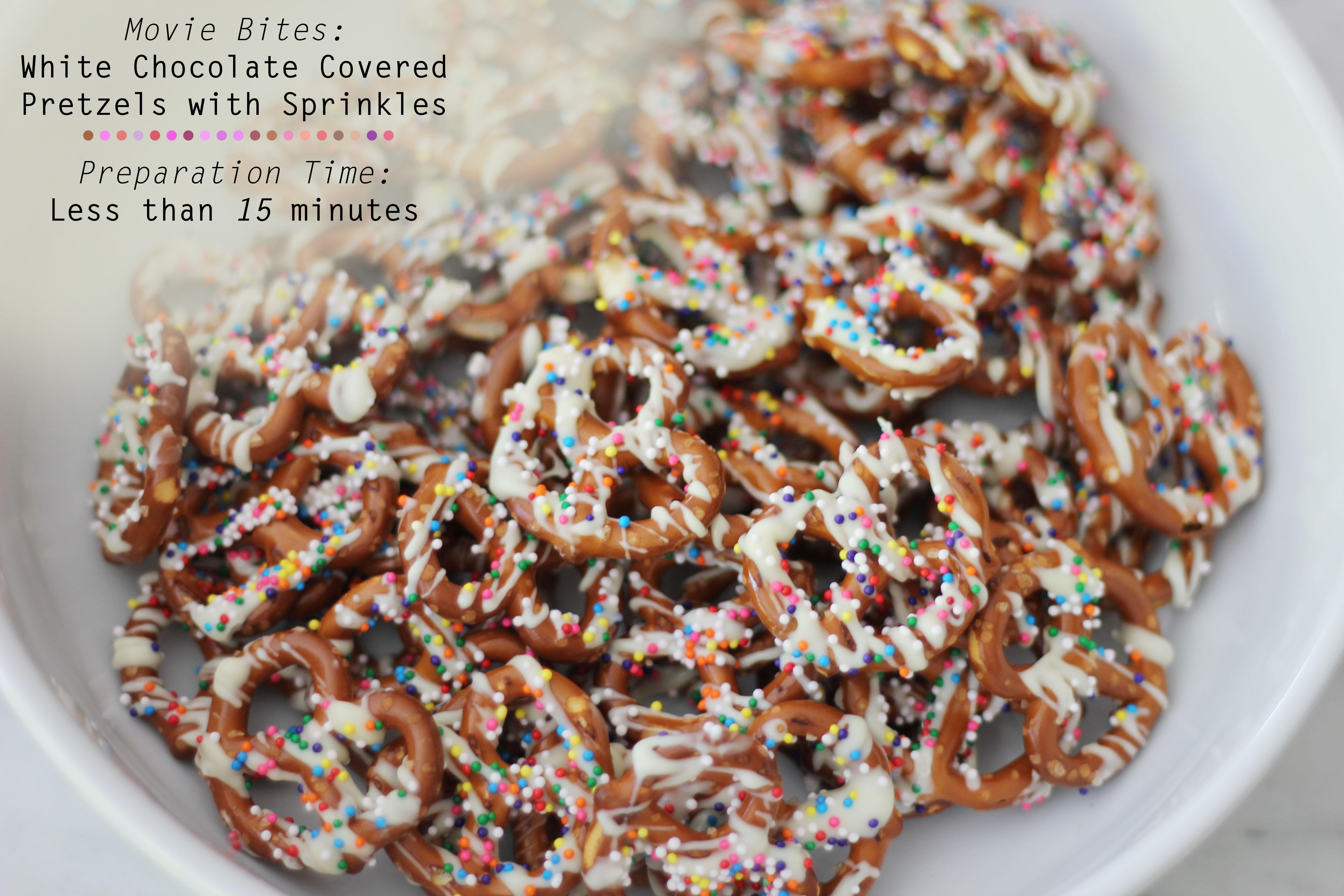 pretzels   A Dash of Cinema
