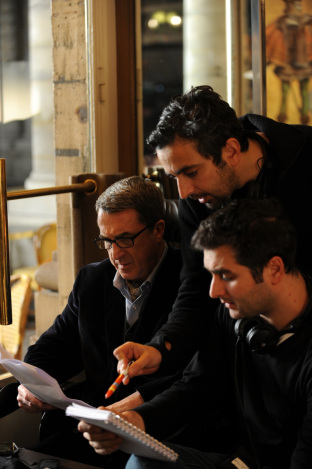 intouchables behind the scenes
