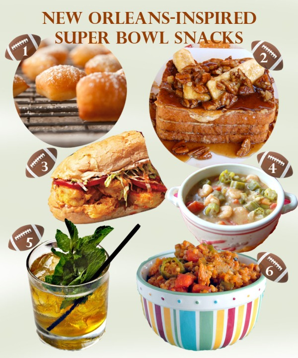 Superbowl Snacks 2013
