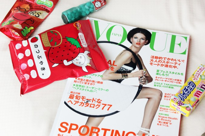 Japanese Candy and Vogue -1