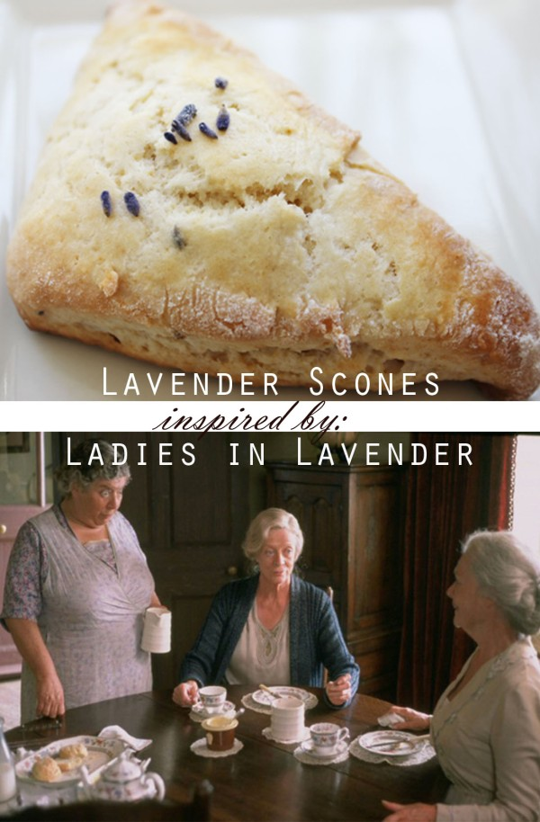 inspired by ladies in lavender