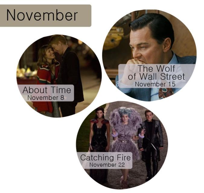 Fall movies 2