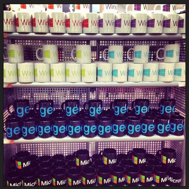 microsoft mugs
