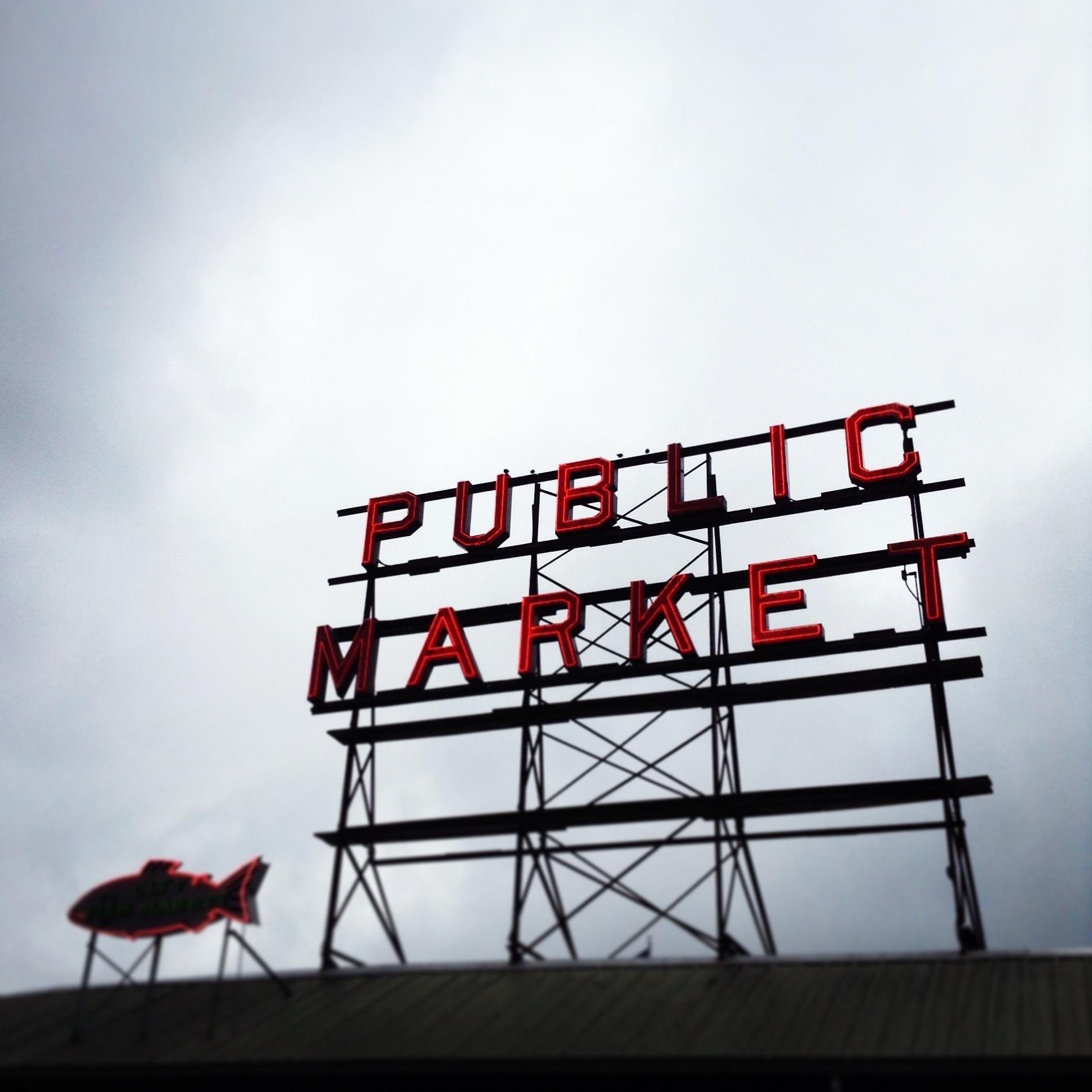 Pike Place Market | A Dash of Cinema