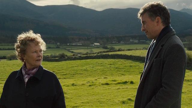 Judi Dence and Steve Coogan in Philomena