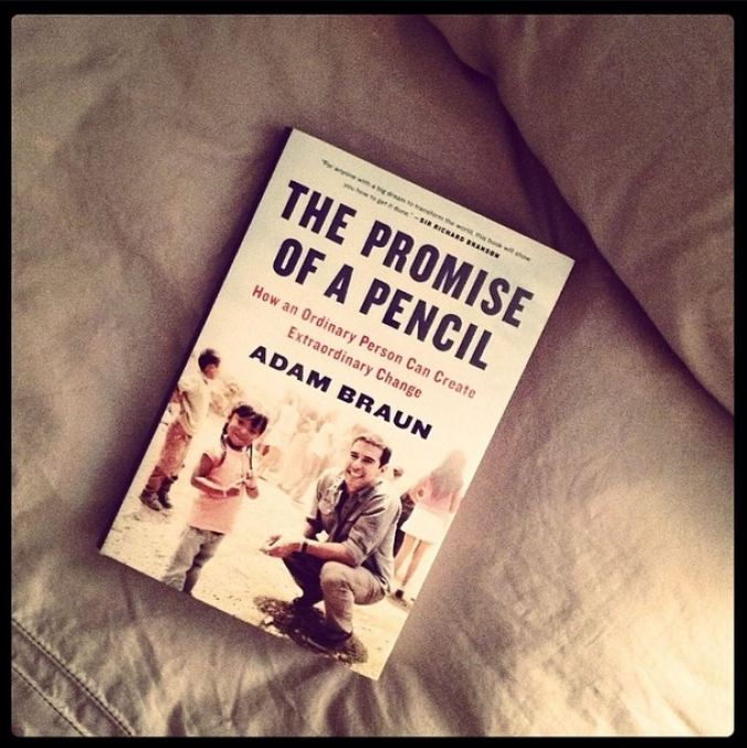 adam braun book