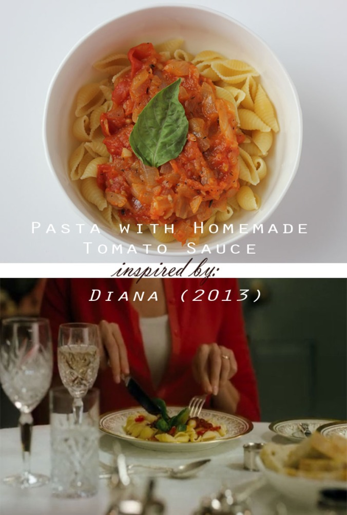 diana sauce inspired