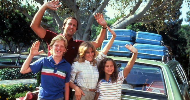 Chevy Chase And Beverly D'Angelo In 'Vacation'